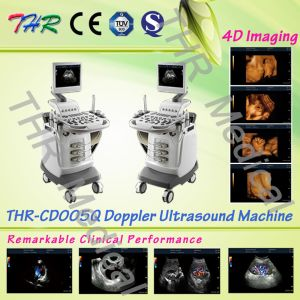 Ce Thr-CD005q Quality 4D Color Doppler Ultrasound Scanner pictures & photos