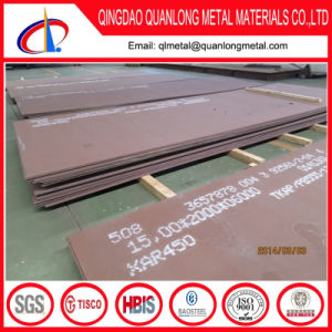 Anti Wear Abrasion Steel Plate/Wearing Plate/ Wear-Resisting Plate pictures & photos