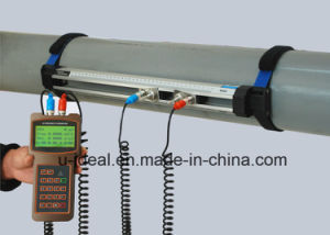 Clamp-on Ultrasonic Flow Meter for Large Pipe Diameter pictures & photos