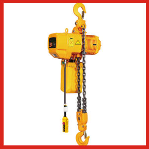 China Advanced Chain Hoist Ebn Electrical Chain Hoist pictures & photos