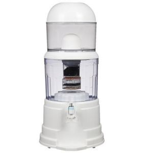 Mineral Water Pot Cooling&Desk Top Water Dispenser with Filters pictures & photos
