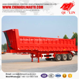 Cheap Price 3 Axles Heavy Load Dumper Lorry Truck Trailer pictures & photos