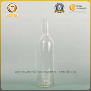 Hot Sales 750ml Glass Wine Bottle From Best Seller (572) pictures & photos