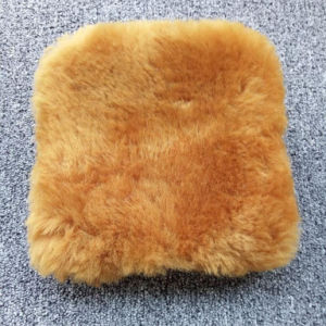 Genuine Australian Sheepskin Car Cleaning Tool Wash Pad pictures & photos