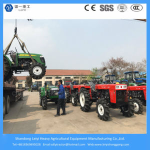 China 48HP 4WD Mini Agricultural/Small Garden/Compact Tractor for Farming pictures & photos