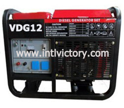 11kw Open Type Diesel Generator pictures & photos
