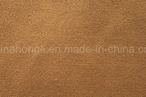 Four-Way Spandex, Weft Knitted, Knitting Faux Suede Fabric for Suit, 280GSM pictures & photos