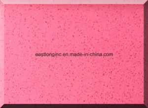 Single Color Artificial Quartz Construction Stone Material for Home Decoration pictures & photos