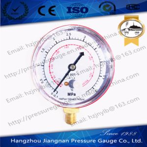 70mm 5.3MPa Refrigeration Pressure Gauge for R410A pictures & photos