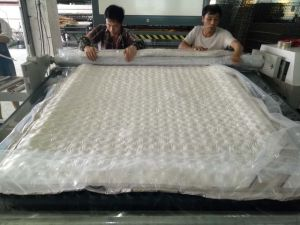 Roll Package Pocket Innerspring Mattress pictures & photos