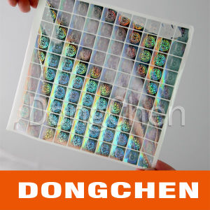 The Most Popular Laser Hologram Label pictures & photos