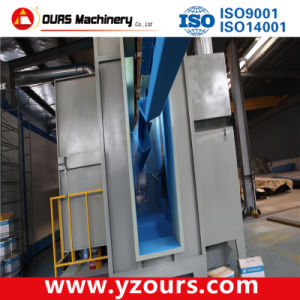 Automatic Powder Coating Line for Wrought Iron Products pictures & photos