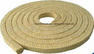 High Quality Aramid Kevlar Fiber Braided Packings