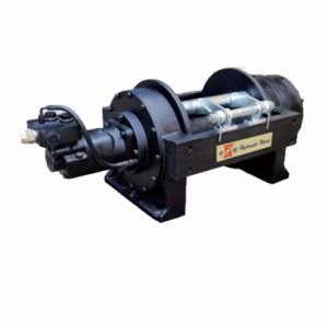 YJP200 Hydraulic Winch (20 tons / 45000lbs) pictures & photos