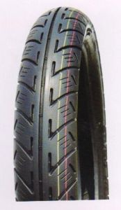 DOT Certificated Top Quality Motorcycle Tyre (3.00-10) pictures & photos
