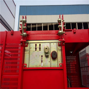 Rack and Pinion Hoists for Sale by Hsjj pictures & photos