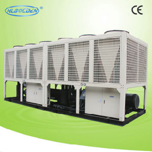 358kw-632kw Double Compressor High Cop Central Air Conditioner Air Chiller pictures & photos