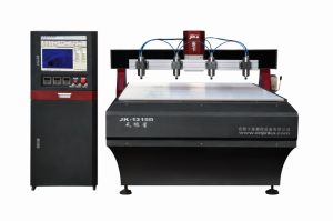 CNC Engraver with Multi Spindle 1315 (JK-1315D) pictures & photos
