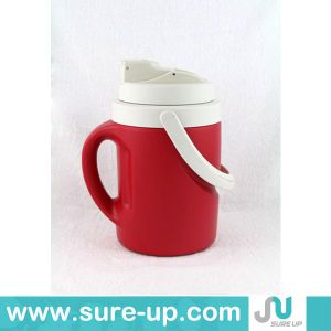 Plastic Insulated Picnic Water Cooler Jug 2.5litre pictures & photos