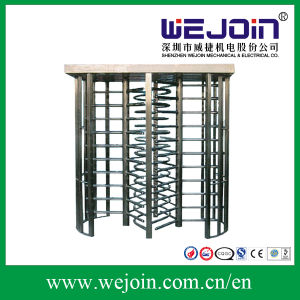 Stainless Steel Full Height Turnstile Gates Turnstile Gates Access Control pictures & photos