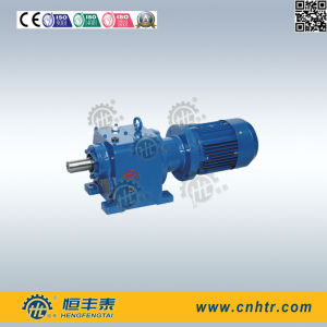 R Series Foot-Mounted Mining Gearbox for Spiral Classifier