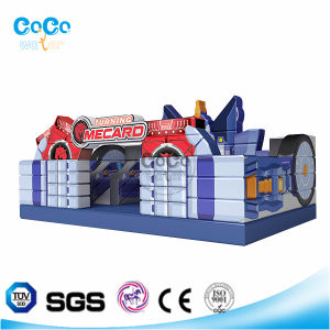 Cocowater Design Theme Inflatable Bouncer LG9010 pictures & photos