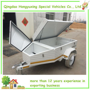 Professional OEM Camping Box Trailer with 15-Year Experience