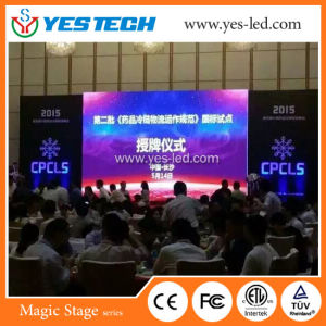 High Precision Indoor P3 P4mm RGB Fullcolor LED Billboard pictures & photos
