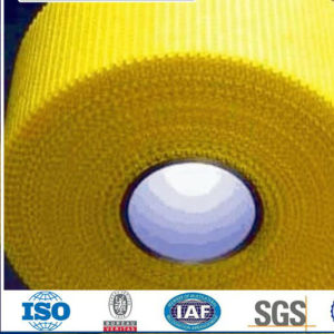 E-Glass Self Adhesive Fiberglass Mesh Tape pictures & photos