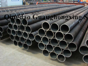 ASTM a 106, A53, API, St37, Seamless Steel Tube pictures & photos