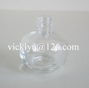 3ml Pumpkin-Shaped Small Nail Polish Glass Bottles pictures & photos