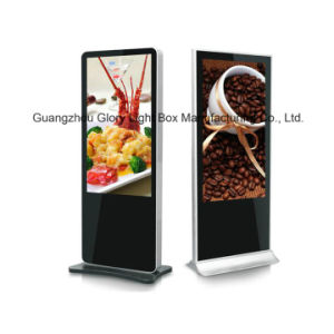 46′′ Indoor 1920X1080p High Resolution LCD Digital Signage pictures & photos