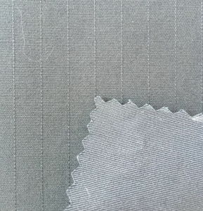 Polyester / Cotton / Carbon 155GSM Twill Antistatic Fabric pictures & photos