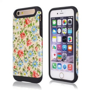 China Manufacturer Armor Printed Shock Proof Case for iPhone 6