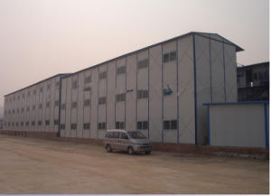 2015 New Design Prefabricated House for Dormitary/Ofiice pictures & photos