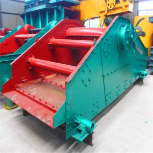 Linear Vibrating Screen Machine for River Sand pictures & photos