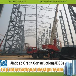 Easy Transport and Install, New Modern Steel Structures pictures & photos