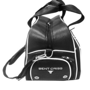 New Black PU Golf Bag T-9677 pictures & photos