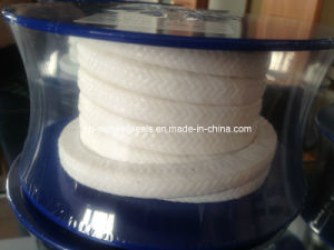 100% Pure PTFE Packing with Oil, PTFE Materials (SUNWELL) pictures & photos