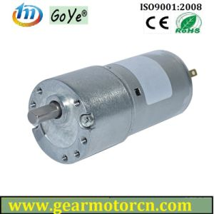 30mm Small Round Metal DC Gear Motor pictures & photos