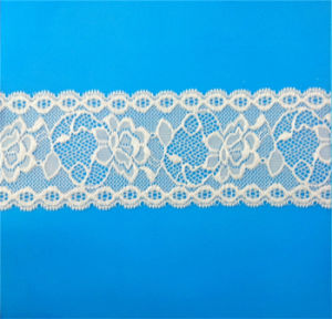 Tricot Lace for Underwear (59A27) pictures & photos