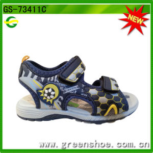 Good Quality of Fashion Kids Sandals pictures & photos