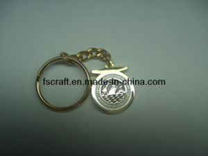 Key Ring for Promotional Gifts with Custom Logo