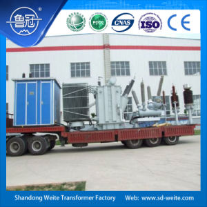 Emergency Power Transmission 33kV/ 35kV Mobile Substation