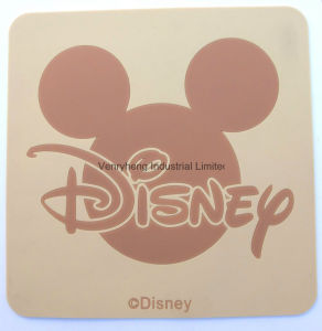 Custom Logo Coaster for Promotion Gift pictures & photos