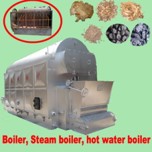 Wood Fired Steam Boiler Thermal Oil Boiler for Plywood Manufacture