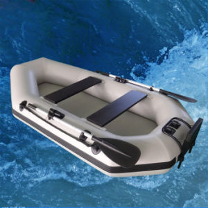 CE 2p Inflatable PVC Float Boat for Water Sport (HT230) pictures & photos