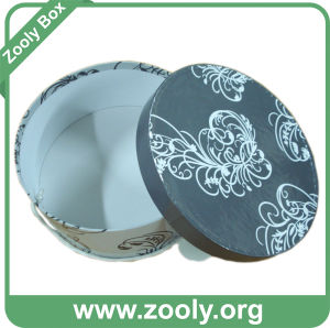 Round Cardboard Paper Hat Box / Printed Decorative Wedding Gift Box pictures & photos