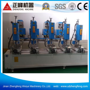 Multi Head Combination Drilling Machine for PVC Windows and Doors pictures & photos