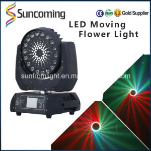 Sunflower RGBW DJ Equipment New Stage Light LED Moving Head pictures & photos